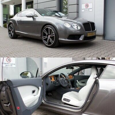 Bentley Continental GT V8 Facelift 2014