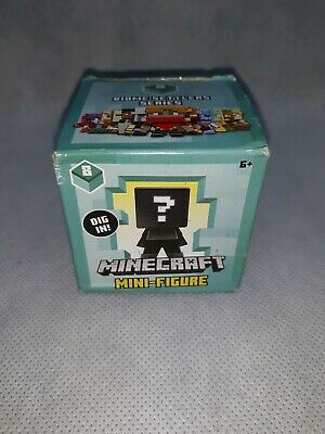 NEW Minecraft Biome Settlers Series 8 Mystery Pack Mini Figure ~ See Pics