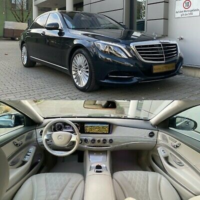 Mercedes-Benz S 350 BlueTEC d L 4Matic 7GTRONIC Designo Tax/VAT 19 %