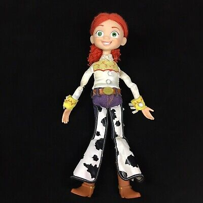 "Disney Pixar Toy Story Jessie 13"" Talking Doll"