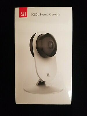 YI 1080p HD Wide Home Camera Indoor Security Surveillance System Night Vision