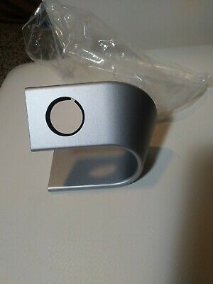 Nomad Apple Watch Charging Stands =(7) lot Anodized Silver. New