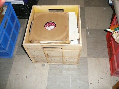 78 RPM records -Bulk Lot  -85 Records- Country & Western