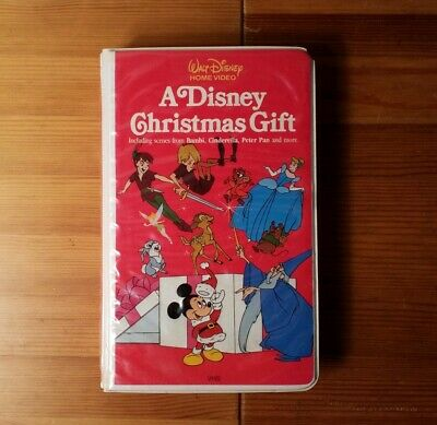 A DISNEY CHRISTMAS Gift (VHS, 1996) - $1.50 | PicClick