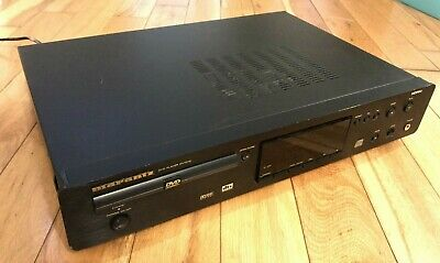 Marantz Dv7010 Dvd/Cd Player In Black (No Remote)