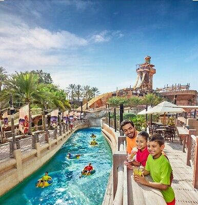 Wild Wadi 1.1 Metre And Below - Child - BOGOF - Entertainer Dubai 2020