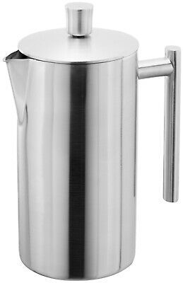 STELLAR 8 Cup (900ml) Double Walled Matt Cafetiere - New & Boxed