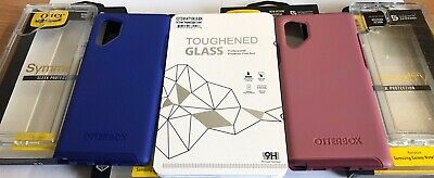 Authentic OtterBox Symmetry Series Case for Samsung Galaxy Note 10 Plus / Glass