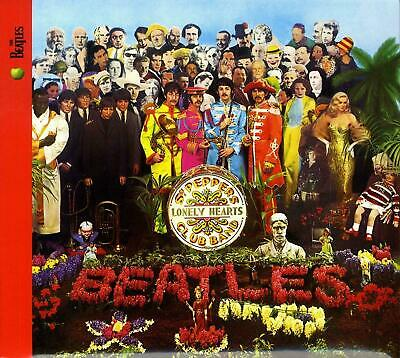 The Beatles - Sgt. Peppers (Cd 2009, Remastered) New/Sealed...fast Post