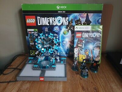 LEGO Dimensions - Starter Pack - XBOX 360 - PAL - Boxed