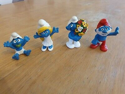 SMURF PICK N MIX TELEPHONE PIRATE PHOTOGRAPHER FLYING COMET WIZARD £4 EACH
