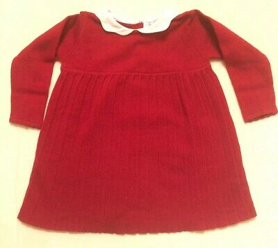 Tartine et Chocolat Girls Dress Sz 6 Months Barely Used $200 Value