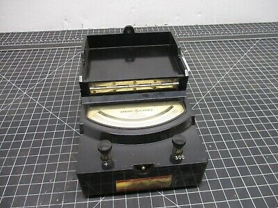 General Electric Dc Volts 3736544 Type Dp-9