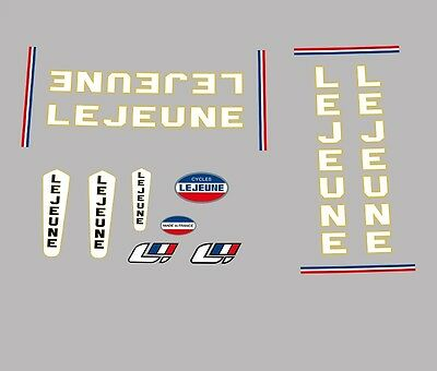 Zieleman Type Special Bicycle Decals Stickers Transfers n.30
