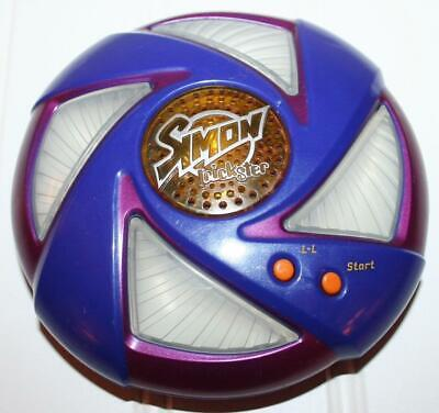 Mini SIMON TRICKSTER Handheld Electronic Game by HASBRO Lights and Sound!