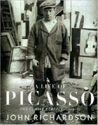 A Life of Picasso: The Cubist Rebel, 1907-1916 by John Richardson.