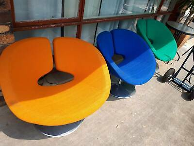 Artifort Apollo Chairs  by Patrick Norguet
