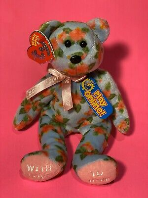 the Mother's Day Bear Ty 2.0 Beanie Baby MOTHERLY