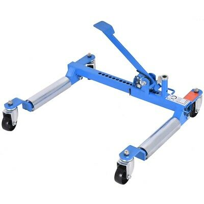 NEW Steel Swivel Positioning 1500Lbs Lift Car Vehicle Wheel Jack Skate Dolly