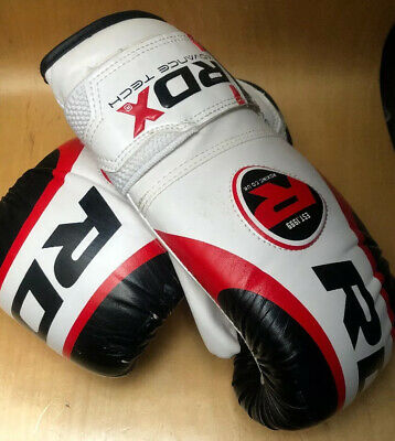 RDX Advance Tech Boxing Gloves Training Sparring Punching Fighting Kickboxing