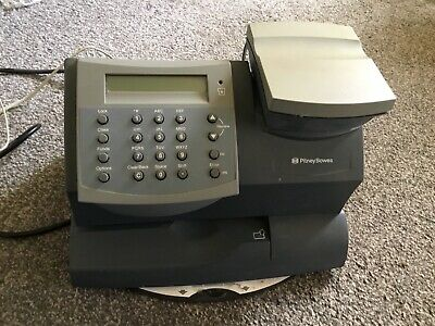 Digital K700 Pitney Bowes Franking Mailing Machine with Scales