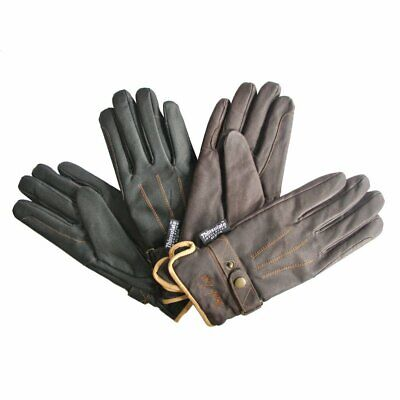 Mark Todd Winter Gloves with Thinsulate Black Small