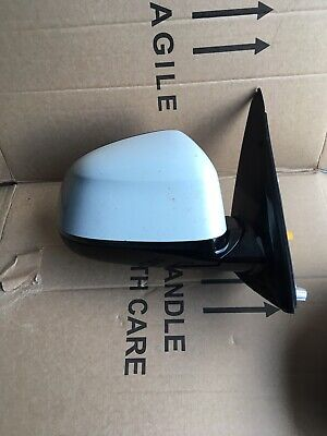 OS Side Right Wing Mirror Cover Casing Primed Fits BMW X3 F25 X4 F26 X5 F15