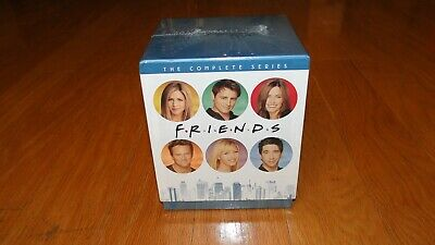 Friends DVD Box Set NEW SEALED All Seasons 1 2 3 4 5 6 7 8 9 10 Complete Series