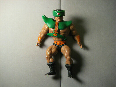 Vintage Masters of the Universe MOTU Tri-Klops 1981 Action Figure with Armor