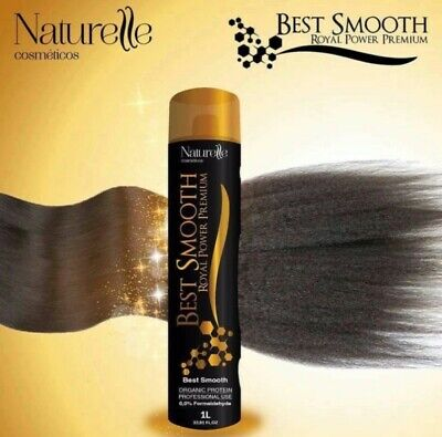Kit Lissage Tanin BEST SMOOTH 100ml