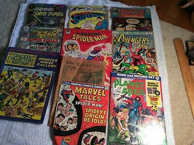 VINTAGE COMIC MARVEL Books Coloring Books Misc - $19.95 ...