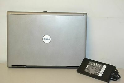 Dell Latitude D630 Laptop Windows XP Professional Dual Core 2Ghz 3GB 160GB WIFI
