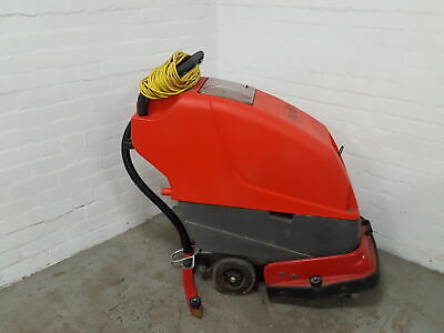 Victor SD40 Scrubber Drier Floor Cleaning