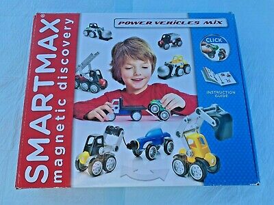 SmartMax Magnetic blocks Discovery Start XL BASIC  42 Pieces Age 1+