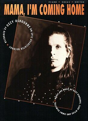 The Best of Ozzy Osbourne Sheet Music Easy Guitar with Notes and Tab 000702144