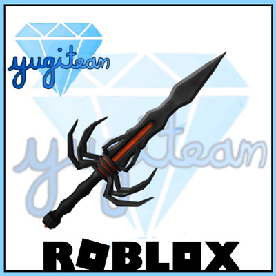 Roblox Murder Mystery 2 Mm2 Snowflake Godly Knife Read Desc - Roblox Murder Mystery 2 Spider Godly Knife Mm2 Delivery In