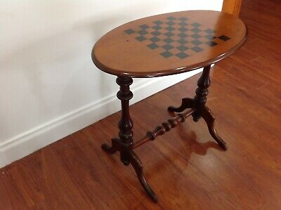 Antique Hall Table/Game Table