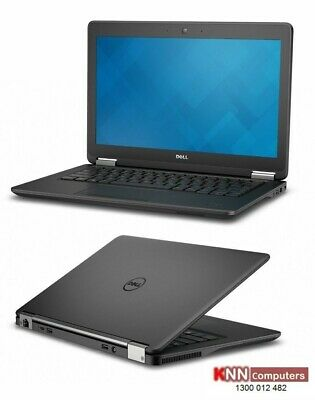 "Dell Latitude E7250 i5 5300u 2.3Ghz 12.5"" Non Touch - 8GB Ram 500GB SSD Win10P"