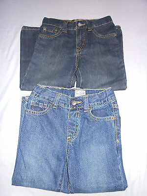 3 Pairs Boys Jeans & 1 Shorts In Size 2-3 Years