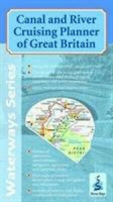 Canal and River Cruising Planner of Great Britain: 2018 (Waterways Series).