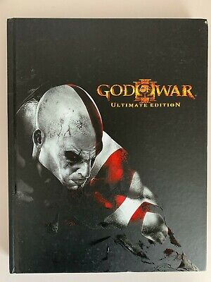 God Of War 3 - Guida Strategica Ultimate Edition - Playstation - Collector's