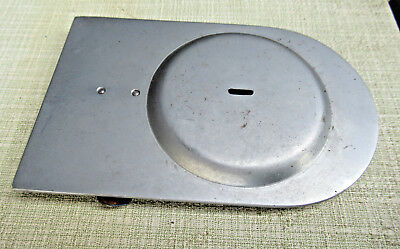 Vintage Singer Sewing Machine Part Simanco Cover Plate 189631