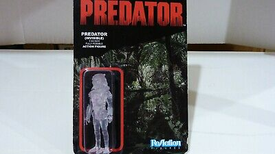 "Authentic FUNKO Predator Invisible 3 3//4/"" ReAction Figure NEW"