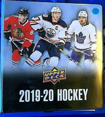2019-20 Upper Deck NHL Hockey Series 1 & 2 Young Guns Set (all 100 rookie cards)