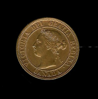 1896 Canada large cent Appears a beautiful Near Gem......*********