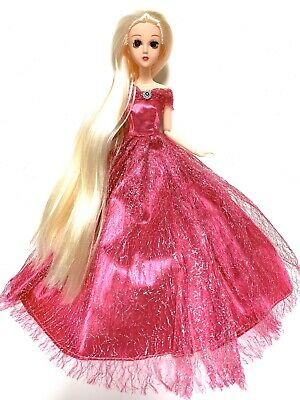 Eledoll Antheia Christmas Holiday Fashion Doll Gift Posable Jointed Articulated
