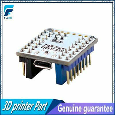 1pc TMC2208 Tester With Stackable Headers For Testing Or Flashing Parameter M...