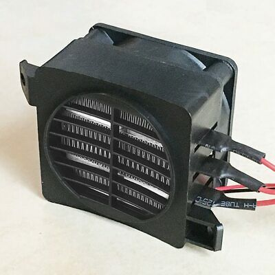 constant temperature Electric Heater PTC fan heater 300W 24V DC Small Space H…