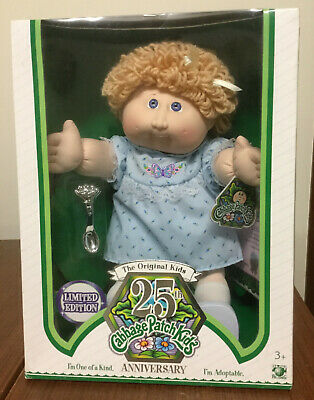Cabbage Patch 25th Anniversary - Girl Doll