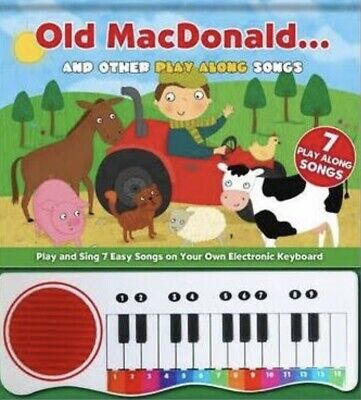 Sing Along Songs Old MacDonald : Novelty Activity Book Sound Children Learn